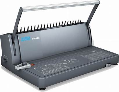 Binder Comb Manual Shredder Staples Professional Binding