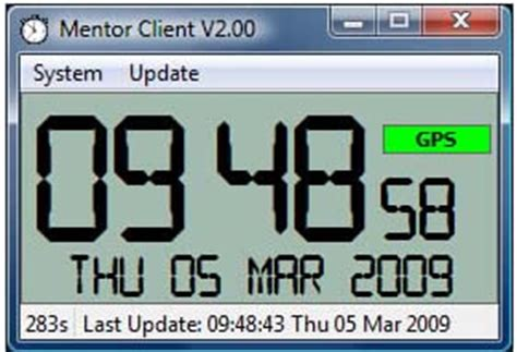 the mentor network phone number sonifex mentor time server and client software