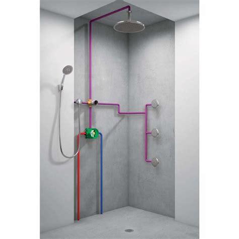 installing delta kitchen faucet hansgrohe 15930181 quattro 3 way diverter valve in