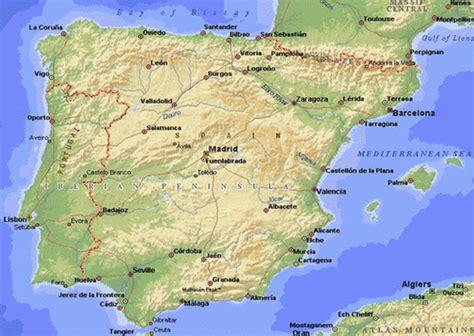 španělština spain