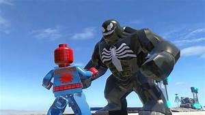 LEGO SPIDERMAN VS VENOM - LEGO Marvel Super heroes | Eli J ...
