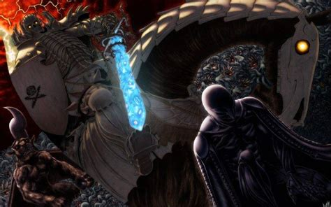 Anime Skull Wallpaper - berserk skull wallpapers hd desktop and mobile