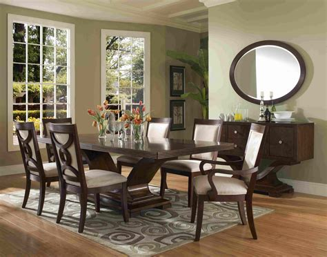 dining room sets formal dining room sets for 8 homesfeed