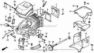 Honda Hrs21 Sva Lawn Mower  Jpn  Vin  Va2