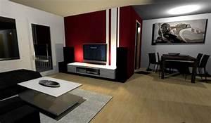 Wohnzimmer Ideen Wandgestaltung : wandgestaltung ideen farbe wohnzimmer ~ Sanjose-hotels-ca.com Haus und Dekorationen
