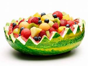 How to Make a Watermelon Fruit Basket Cake : Food Network ...