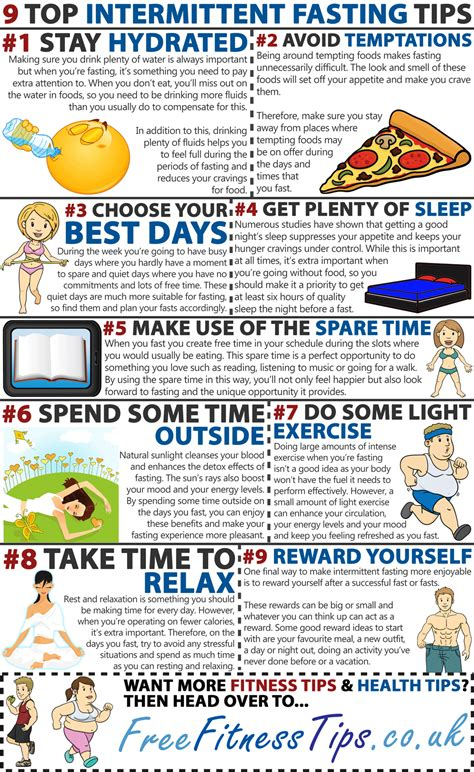 9 Top Intermittent Fasting Tips  Free Fitness Tips