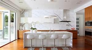 Las Ventajas Y Desventajas De Las Cocinas Integrales En M U00e1rmol