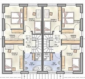 Doppelhaus Grundriss Beispiele : hausbau bauunternehmen hamburg stade massivhaus hausbau ~ Lizthompson.info Haus und Dekorationen