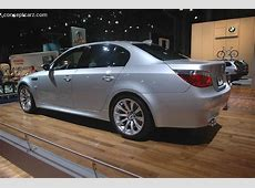 2004 BMW M5 Image