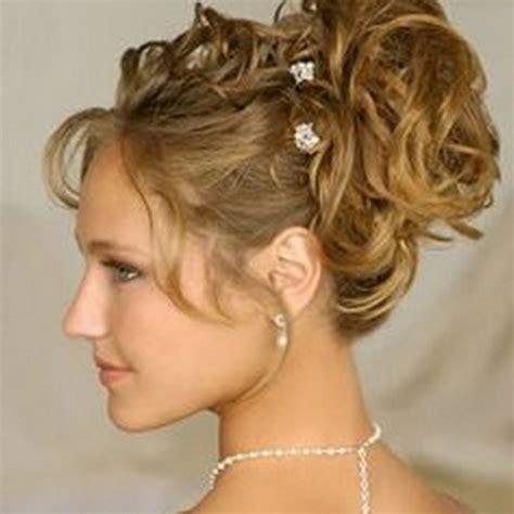 updo hairstyles  mother   bride medium