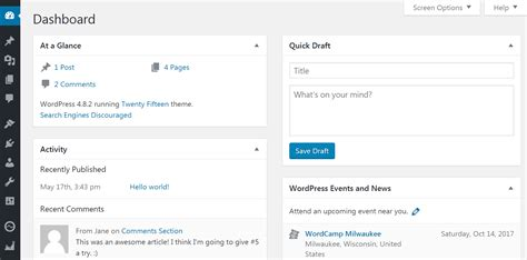3 Ways To Customize Your Wordpress Dashboard (and Why You
