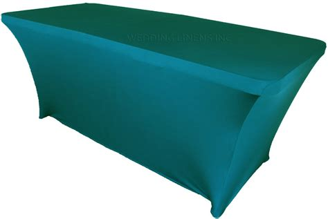 spandex table covers cheap 8 ft rectangular oasis spandex table covers