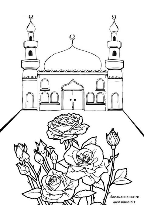 hijabi coloring pages images  pinterest