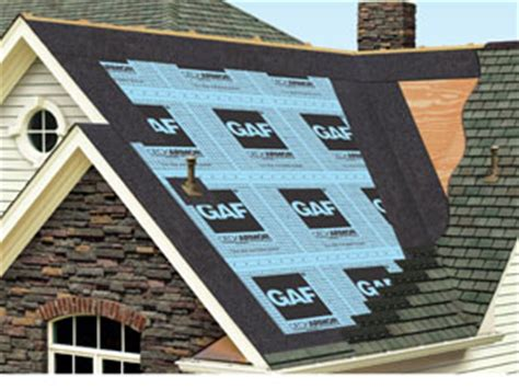 gaf deck armor metal roof roofing underlayment your best synthetic options