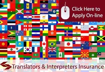 Professional Indemnity Insurance for Translator and