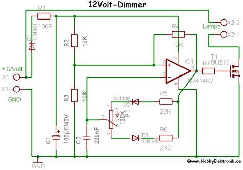 led len dimmen phasenanschnitt halogenlen dimmen ohne pwm mikrocontroller net