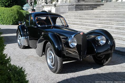 I myself once saw the atlantic belonging to ralph lauren on display in an actual art museum (the cleveland. Exceptionally rare Bugatti Type 57 SC Atlantics together for the first time in 15 years