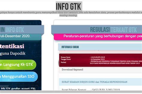 Nadiem makarim, menyatakan semua guru honorer di indonesia berpeluang menjadi p3k. Mau Dapat BLT Guru Honorer? Segera Login info.gtk ...
