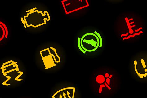 Car dashboard warning lights: do you know what they mean ...