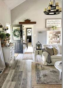 How, To, Decorate, A, Small, Living, Room, In, Country, Style