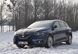 Fotografie  U010d  300944 U  U010dl U00e1nku Test  Renault M U00e9gane