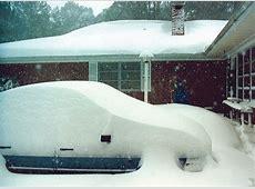 Christmas Snowstorm December 23, 1989