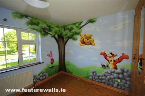 Kid Murals-grasscloth Wallpaper