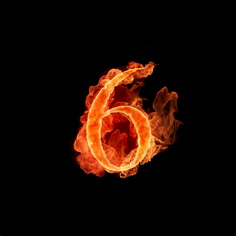 Numbers images The number 6 HD wallpaper and background
