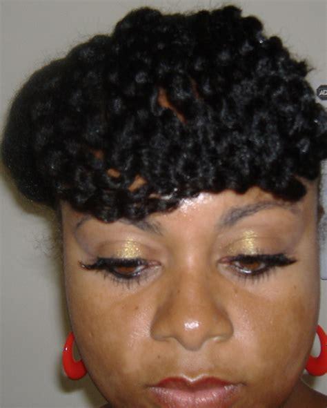 natural hair protective styles for short hair bakuland