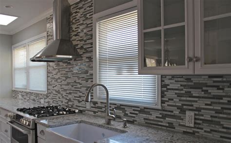 mosaic glass backsplash kitchen kitchen dining enhance kitchen decor with mosaic