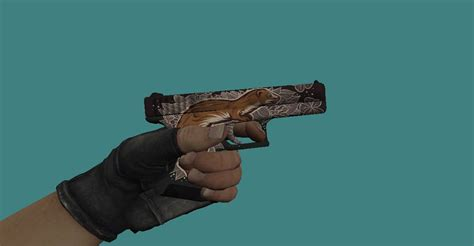 cs  glock  hd skin pack counter strike  skin mods
