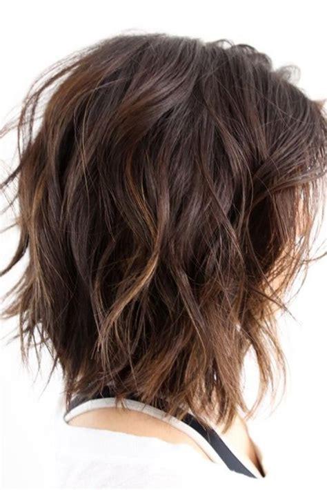 50 Stylish Layered Bob Hairstyles hair styles Medium