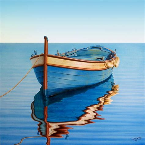 Images Of Boats At Sea by 25 Best Boat Painting Ideas On