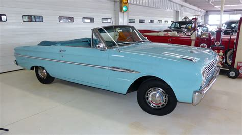 Columbus Ford Dealers by 1963 Ford Falcon Futura Stock 247234 For Sale Near