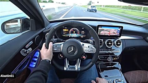In this video you will see 2020 mercedes amg c63 s sedan new facelift v8 full review brutal sound exhaust interior in 4k!special thanks to auta super, multib. The New 2019/2020 MERCEDES C63 AMG S TEST DRIVE