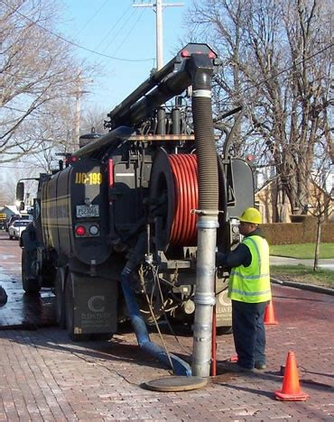 Sewer Cleaning Service by Sewer Cleaning Services