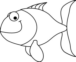 goldfish clipart black and white fish clip black and white clipart panda free