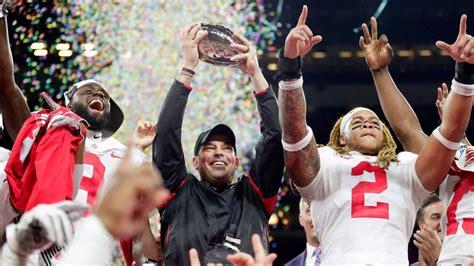 College football SP+ rankings after Week 3 -- The Big Ten ...