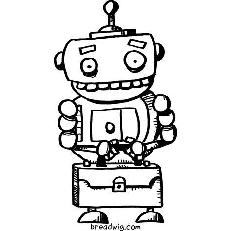 robots breadwig