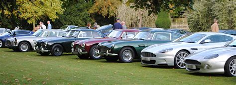 Martin Owners by Record Breaking Aston Martin Concours Just