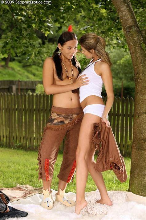 Free Cowgirl And Native American Lesbian Porn