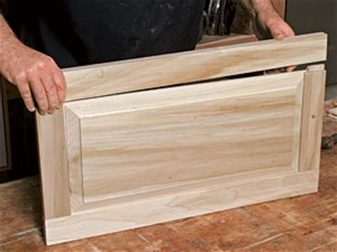 how to make raised panel cabinet doors making raised panel doors on a tablesaw a veteran