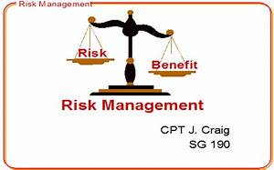 Risk Management  Armystudyguide Com