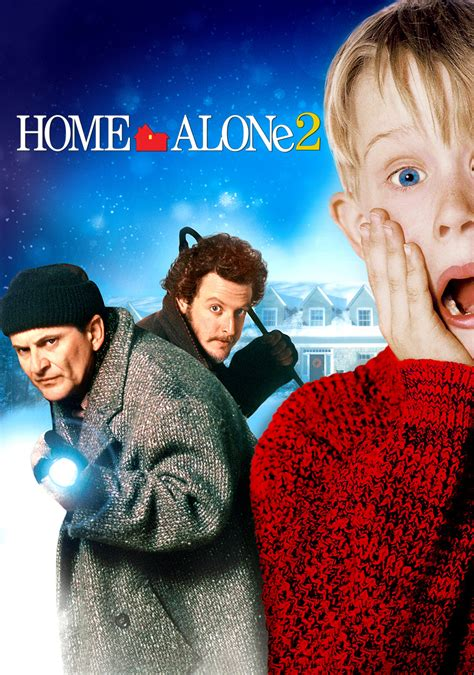 Home Alone 2 Lost In New York  Movie Fanart Fanarttv