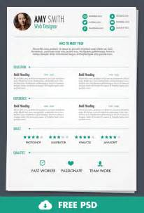 attractive cv templates free download 22 totally free résumé designs for job hunters design bump