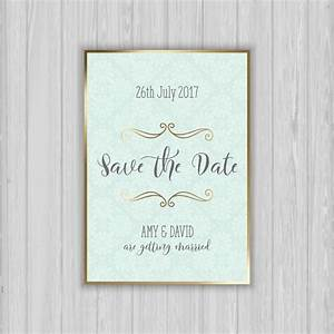 blue wedding invitation with golden ornaments vector With golden wedding invitations free downloads
