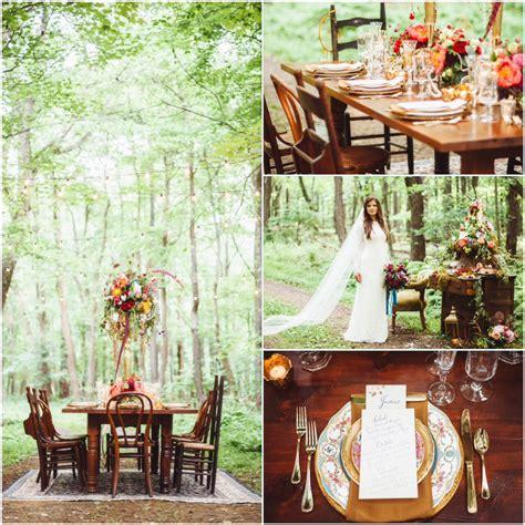 boho wedding ideas for nature inspired celebrations