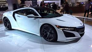 [PHOTOS] Acura Brings White NSX To Cold Chicago for the ...