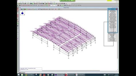 metal building design  risa youtube